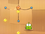 Upps das Bild Cut the rope fehlt.